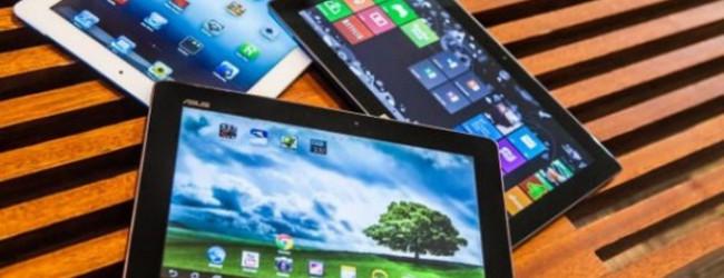 Πτώση στην αγορά των tablets