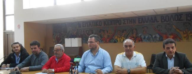 Κάλεσμα ΕΚΒ, Ν.Τ. ΑΔΕΔΥ και φορέων για συμμετοχή στην απεργία της Πέμπτης