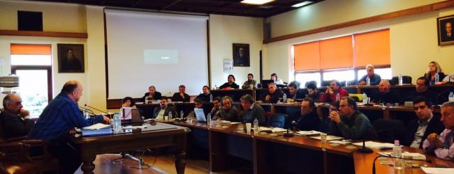 Ζωντανά η συνεδρίαση του Δημοτικού Συμβουλίου για την επεξεργασία απορριμάτων