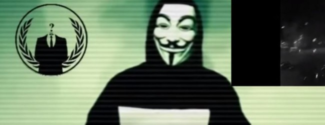 Anonymous προς Τουρκία: Σταματήστε να βοηθάτε τον ISIS