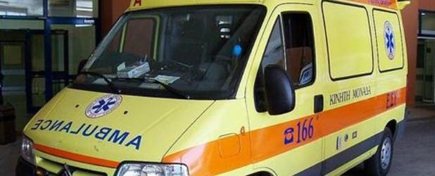 Περιμένει 13 νέα ασθενοφόρα η Θεσσαλία