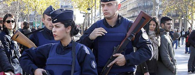 Ανθρωποκυνηγητό για 8ο τρομοκράτη από τις γαλλικές αρχές