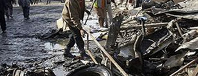 Βαγδάτη: Επίθεση αυτοκτονίας με 18 νεκρούς από τον ISIS