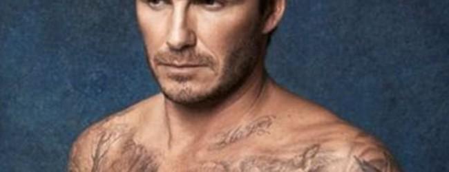 Τα τατουάζ του Μπέκαμ του έχουν κοστίσει… 76.000 ευρώ