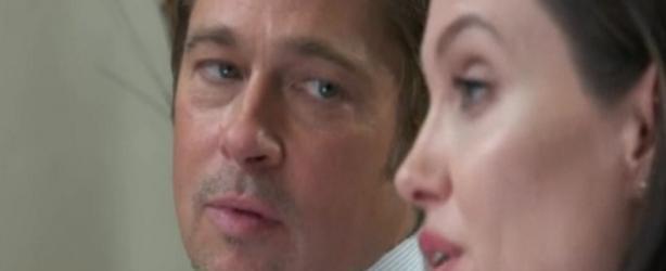 Συγκλόνισε η Angelina Jolie στην κοινή συνέντευξη με τον Brad Pitt!
