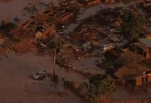 Κωμόπολη στη Βραζιλία καλύφθηκε από λάσπη