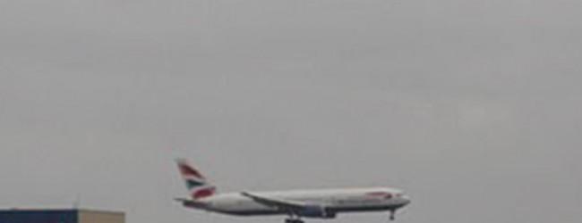 Με ασφάλεια προσγειώθηκε στο Χίθροου η πτήση της British Airways για Αθήνα