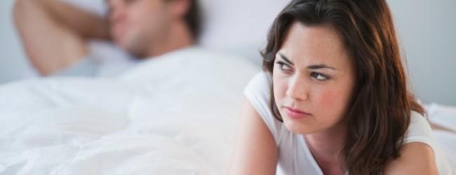 Τα λάθη που δεν αφήνουν τη γυναίκα να… απογειωθεί στο σεξ