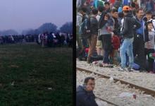 Εκλεισαν τα σύνορα οι Σκοπιανοί – 5.000 πρόσφυγες εγκλωβισμένοι στην Ειδομένη