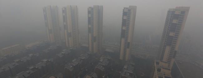 Νέο κύμα αιθαλομίχλης στην Κίνα