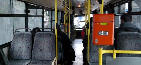Λάρισα: Πλάκωσε στο ξύλο μαθήτρια σε λεωφορείο επειδή στεκόταν δίπλα του!