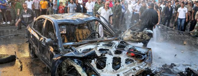 Εκρηξη με εννέα νεκρούς στον Λίβανο