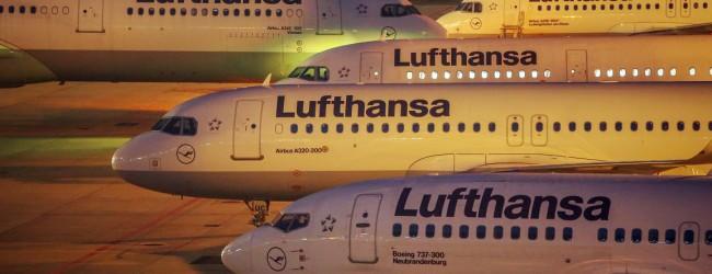 Εκατομμύρια ευρώ ημερησίως οι ζημιές για την Lufthansa λόγω της απεργίας
