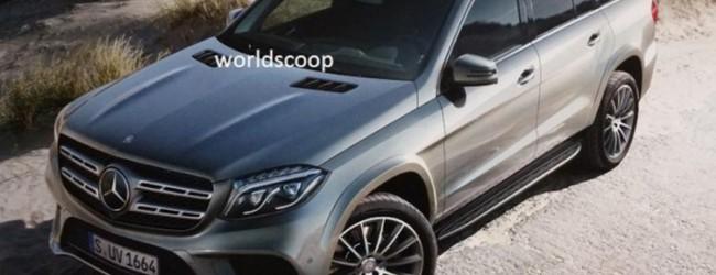 Έτσι θα είναι η Mercedes GLS