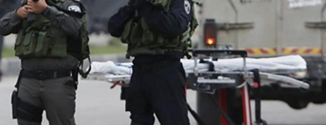 Νεκρός από πυρά Παλαιστίνιος που έπεσε με αυτοκίνητο πάνω σε τρεις Ισραηλινούς