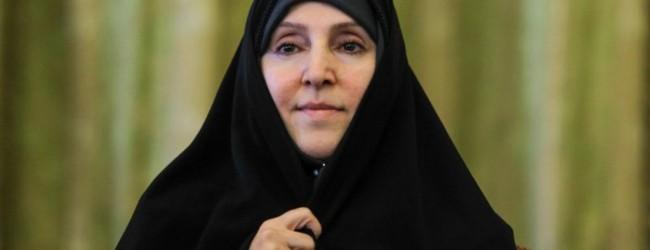 H πρώτη γυναίκα πρεσβευτής του Ιράν μετά το 1979
