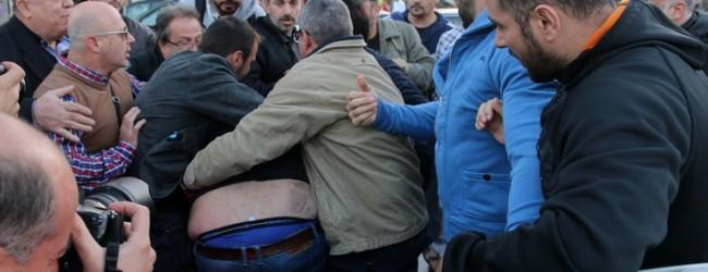 Eπιχειρηματίας της Θεσσαλονίκης συνελήφθη για τον προπηλακισμό των Χρυσαυγιτών