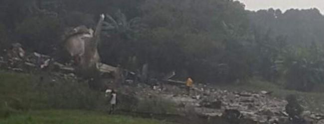 Νότιο Σουδάν: Ρωσικό αεροσκάφος συνετρίβη λίγο μετά την απογείωσή του