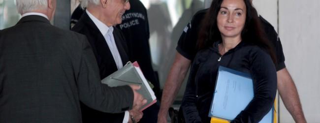 Επιστρέφει στη φυλακή η Βίκυ Σταμάτη αν δεν καταβάλει την εγγύηση