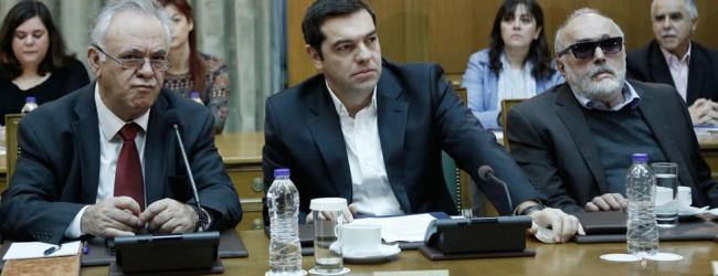 Τσίπρας: Με σκληρή διαπραγμάτευση μπορεί να πετύχουμε στόχους