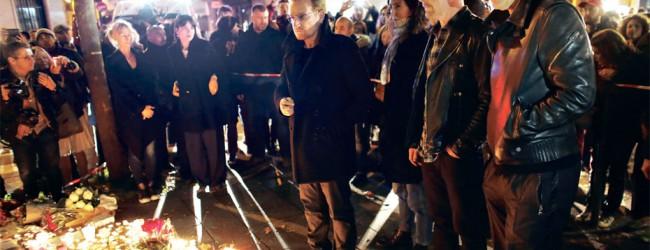 Οι «U2» στο «Μπατακλάν», δάκρυσε η Μαντόνα στη Στοκχόλμη