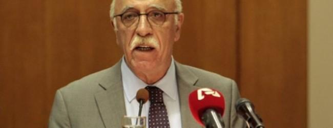 «Η Ελλάδα δεν θα συμμετάσχει σε στρατιωτικές επιχειρήσεις»