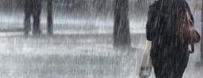 Έκτακτο δελτίο επικίνδυνων φαινομένων: Βροχές και χαλάζι το Σαββατοκύριακο – Πόσο θα επηρεαστεί η Θεσσαλία
