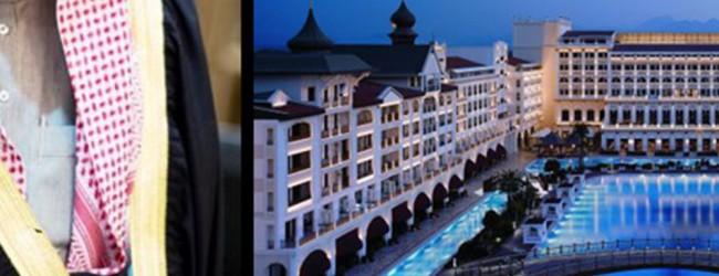 Ο Σαουδάραβας βασιλιάς έκλεισε ολόκληρο ξενοδοχείο για να μείνει στην Τουρκία