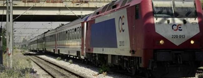 Μετ' εμποδίων οι μετακινήσεις τρένων σήμερα και στη γραμμή Βόλου – Λάρισας