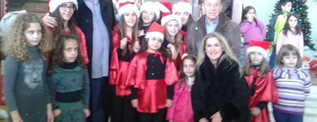 Δήμος Βόλου: Παράδοση παιχνιδιών σε παιδιά αδύναμων οικονομικά οικογενειών
