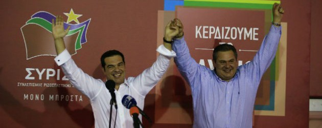 «Βραβεία Παπαρίων» στην κυβέρνηση Τσίπρα! –  Ο Νίκος Μπογιόπουλος στον eniko