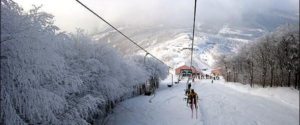 Σε λειτουργία από αύριο το Χιονοδρομικό Κέντρο Πηλίου