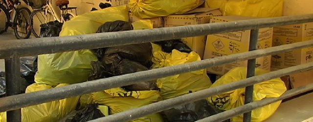 Μολυσματικά απόβλητα, επικίνδυνα για τη δημόσια υγεία στο ΠΕΔΥ Βόλου