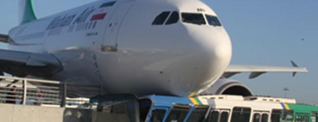 Τουρκία: Πιλότος πάρκαρε… λίγο διαφορετικά το αεροσκάφος