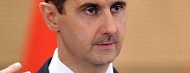Συρία: Ο Άσαντ δηλώνει έτοιμος να μπει σε συνομιλίες για το τέλος του πολέμου