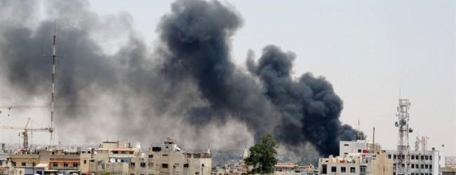 Συρία: Εκρήξεις σε κτίριο της Δαμασκού – Κρύβεται από πίσω το Ισραήλ;
