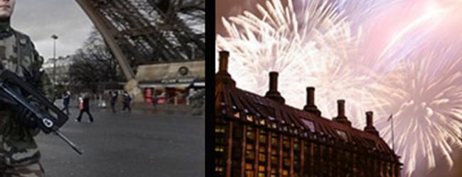 Πρωτοχρονιά με «κόκκινο συναγερμό» κάνουν οι πρωτεύουσες του κόσμου