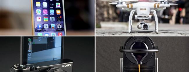 Τα καλύτερα gadgets του 2015