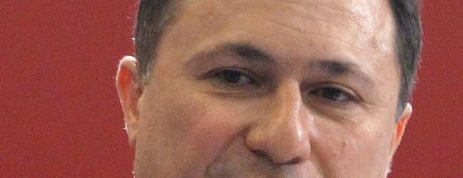 Σε δημοψήφισμα παραπέμπει τώρα για την ονομασία των Σκοπίων ο Γκρούεφσκι