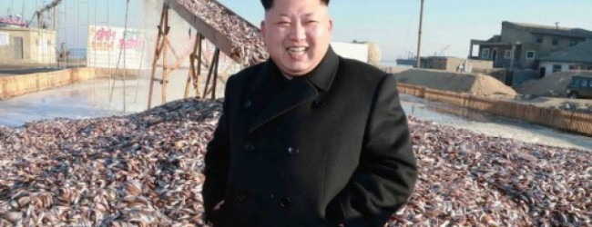 130 επιστήμονες δίνουν «μάχη» για να κρατήσουν ζωντανό τον Κιμ Γιονγκ Ουν