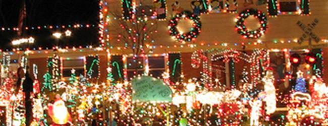 Περισσότερο ρεύμα ξοδεύουν τα χριστουγεννιάτικα λαμπάκια στις ΗΠΑ παρά μια μικρή χώρα σε ένα χρόνο!