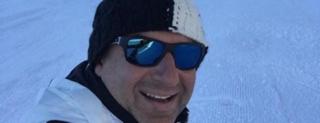 Γιώργος Λιάγκας: Για σκι με τον γιο του