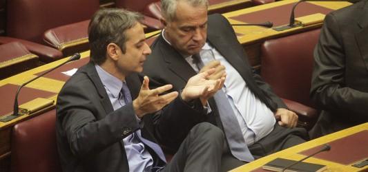 Στηρίζει έμμεσα Κυριάκο ο Βορίδης – Μητσοτάκης: Δεν τίθεται θέμα ενότητας