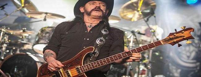 Πέθανε ο Lemmy των Motorhead