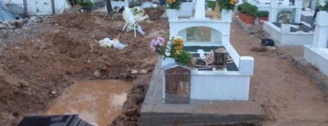 Πήγαν να δουν τη νεκρή κι εκείνη έλειπε από το φέρετρο!
