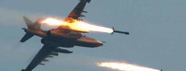 Συρία: Το 1/3 των θυμάτων από τις ρωσικές επιδρομές ήταν άμαχοι