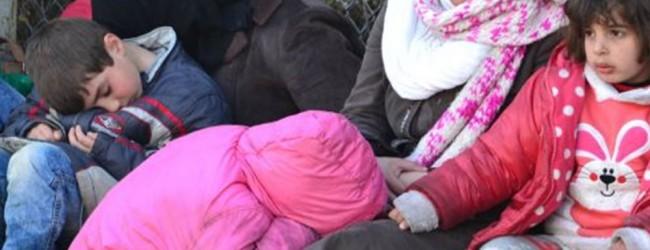 Η Frontex έφυγε για Χριστούγεννα και η Λέσβος «βούλιαξε» από μετανάστες
