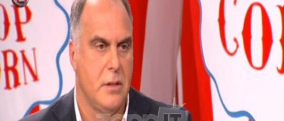 Στέφανο Σαρτίνι: «Γι' αυτό επέλεξα την Ρούλα Κορομηλά»