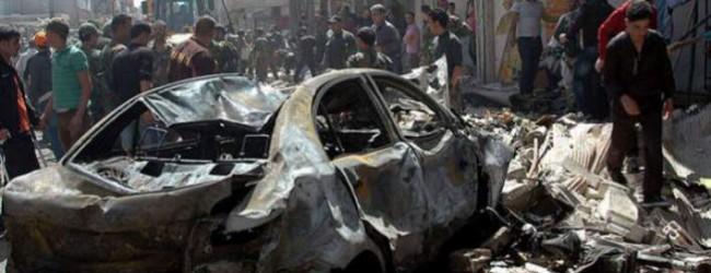 Τρομοκρατικό χτύπημα στη Συρία – Περισσότεροι από 30 νεκροί (photos)
