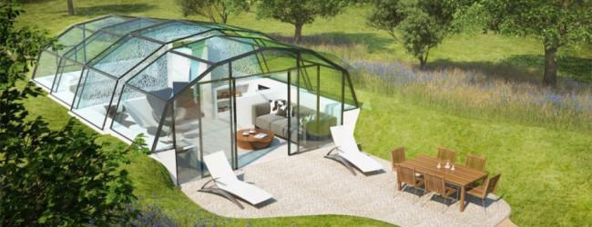 Πώς θα είναι τα σπίτια του μέλλοντος